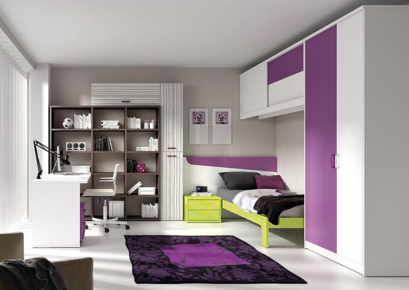 Habitaciones juveniles infantiles y matrimonio en barcelona for Habitaciones juveniles barcelona